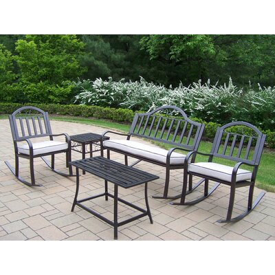 Rochester 5 Piece Rocker Seating Group Set