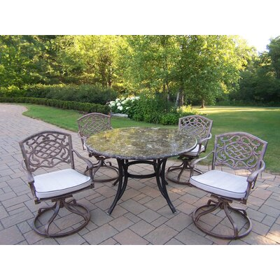 Longstanding Swivel Dining Set Product Photo