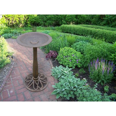 Oakland Living Upland Bird Bath at Sears.com