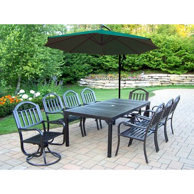 Information about Swivel Dining Set Umbrella Product Photo