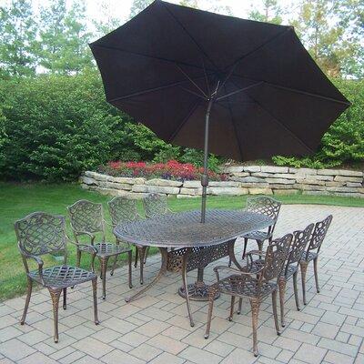 Superb Dining Set Umbrella Product Photo