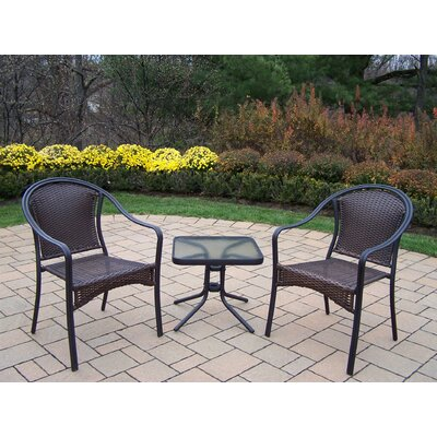 Oakland Living Corporation Tuscany 3 Piece Chair Set at Sears.com