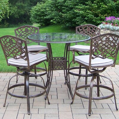 Hummingbird Mississippi Swivel Bar Set