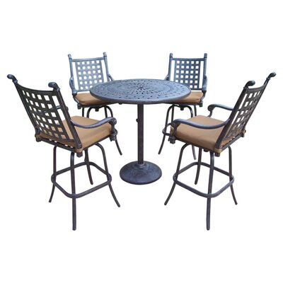 Belmont Bar Set with Cushions