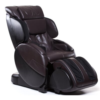 Bali AcuTouch 8.0 Physical Therapy Robotic Massage Chair Color: Espresso