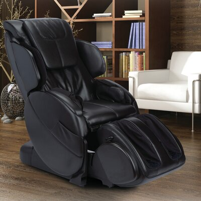 Bali AcuTouch 8.0 Physical Therapy Robotic Massage Chair Color: Black