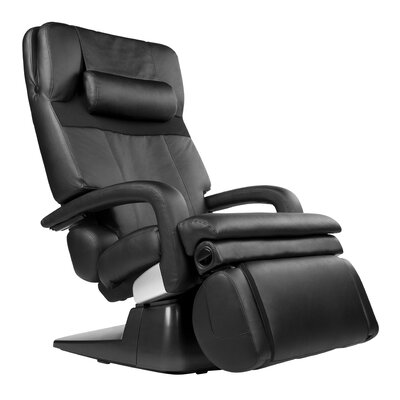 Human Touch AcuTouch HT-7450 Leather Zero Gravity Reclining Massage Chair - Upholstery: Black at Sears.com
