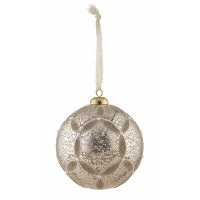 Eyelet Glass Ornament (Set of 5) CHRL2951
