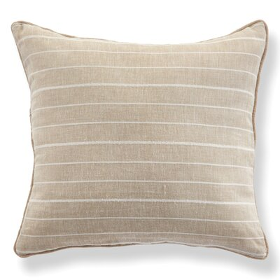 Romana Linen Throw Pillow