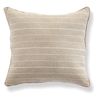 Les Fermes Linen Throw Pillow
