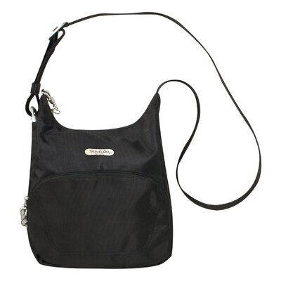 Travelon Anti-Theft Essential Messenger Bag, Black at Sears.com