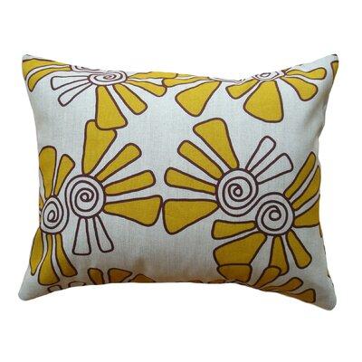 Natural Lumbar Pillow Size: 14 H x 18 W