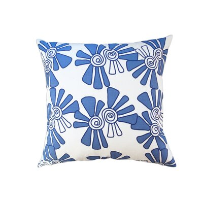 Alex Throw Pillow Size: 16 H x 16 W, Color: Chautreuse