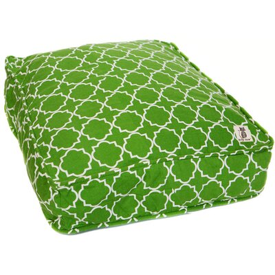 Your Hand in Mine Petite Duvet Pillow Color: Green