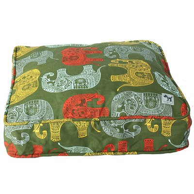 Elephant Parade Dog Bed Cover
