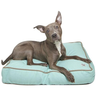 Nightswimming Dog Bed Cover Size: Small (27 W x 22 D )