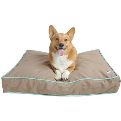 Wild Horses Dog Bed Cover Size: Small ( 27 W x 22 D )