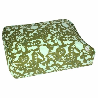Amarillo Dog Bed Cover Size: Medium (36 W x 27 D)