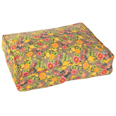 Time After Time Dog Bed Cover Size: Small (27 W x 22 D )