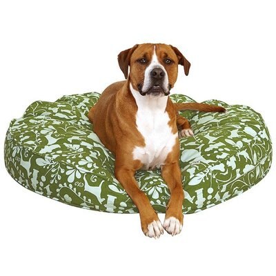 Amarillo Dog Bed Cover