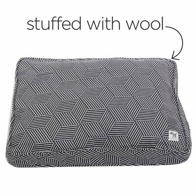 Rough Gem Dog Bed Cover Size: Small (24 W x 18 D)