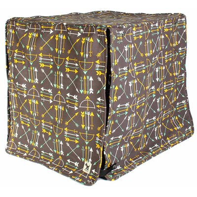 Jitterbug Crate Cover Size: 21 H x 18 W x 24 D