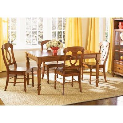 Dining Table Finish: Suntan Bronze