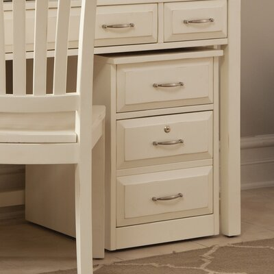 Bay Drawer Mobile File Cabinet Product Picture 7631