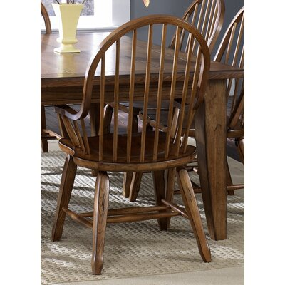 Greenwell Bow Back Arm Chair