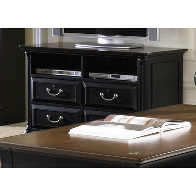 St. Ives 4-Drawer Jr Executive Media Lateral Filing Cabinet Product Image 40