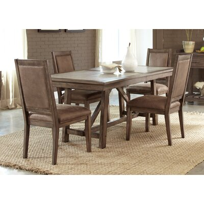 Stone Brook Trestle Dining Table