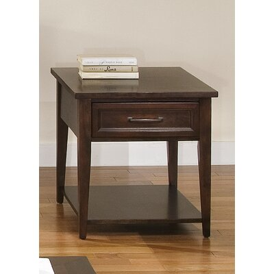 Ashkum Rectangular End Table