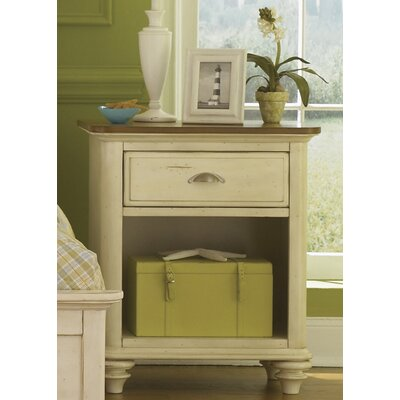 Bridgeview 1 Drawer Nightstand