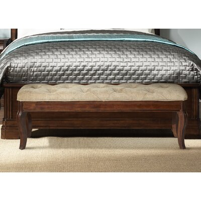 Alexandria Upholstered Bedroom Bench