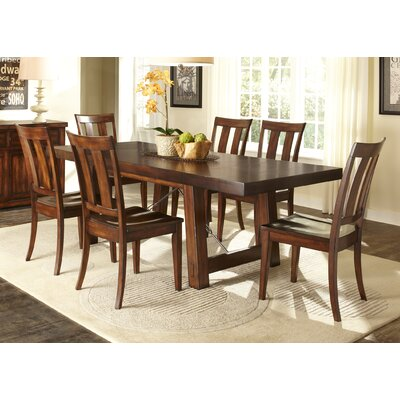 Henegar Trestle Dining Table