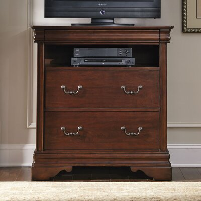 Carriage Court 38 TV Stand
