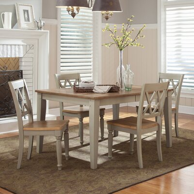 Al Fresco Extendable Dining Table Finish: Taupe