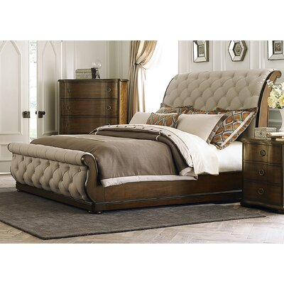 Cotswold Sleigh Headboard Size: King