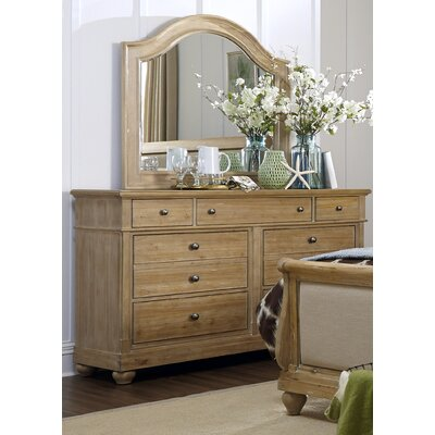 Rosie 9 Drawer Double Dresser