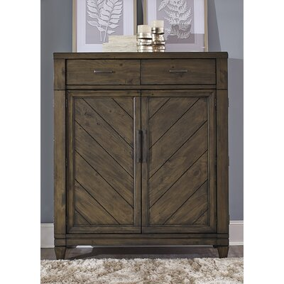 Modern Country 2 Drawer Dresser