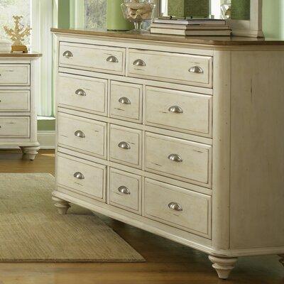 Furniture-11 Drawer Dresser
