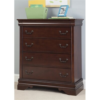 Carriage Court 4 Drawer Chest