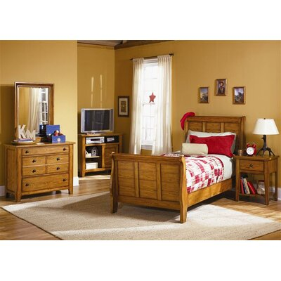 Sleigh Configurable Bedroom Set