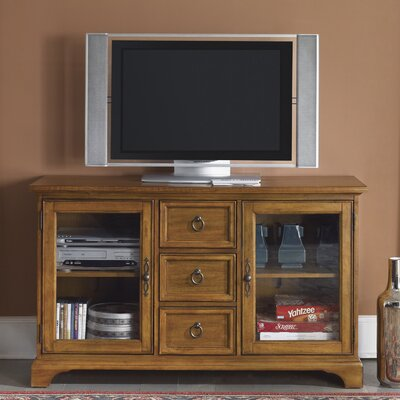 Beacon 64 TV Stand Finish: Oak, Width of TV Stand: 32 H x 64 W x 19 D