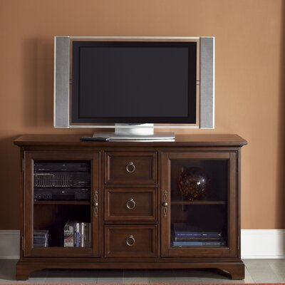 Beacon 64 TV Stand Finish: Cherry, Width of TV Stand: 32 H x 54 W x 19 D