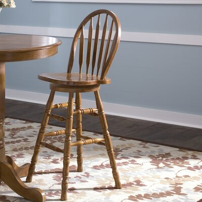 Acadian 24 Swivel Bar Stool