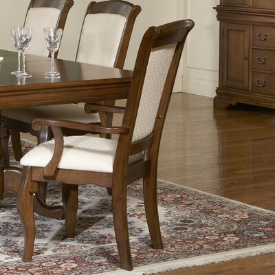 Low Price Liberty Furniture Louis Philippe Upholstered Arm Chair