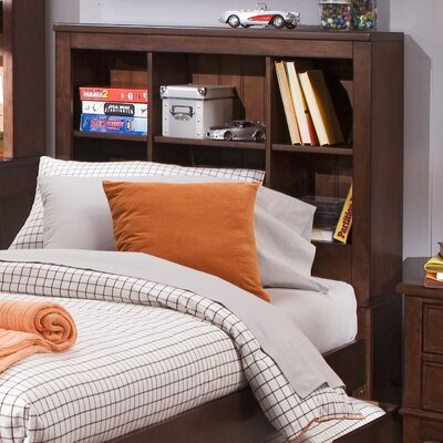 Liberty Furniture Chelsea Square Youth Bedroom Bookcase Headboard in Burnished Tobacco - Size: Full at Sears.com