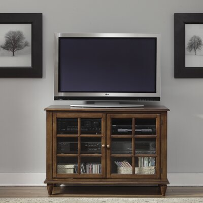 Cheap LibertyFurniture Low Country Entertainment 46″ TV Stand in Bronze (LIF1105)