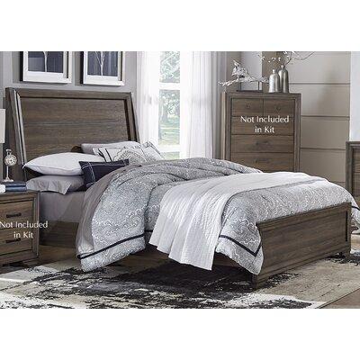 Balmoral Panel Bed